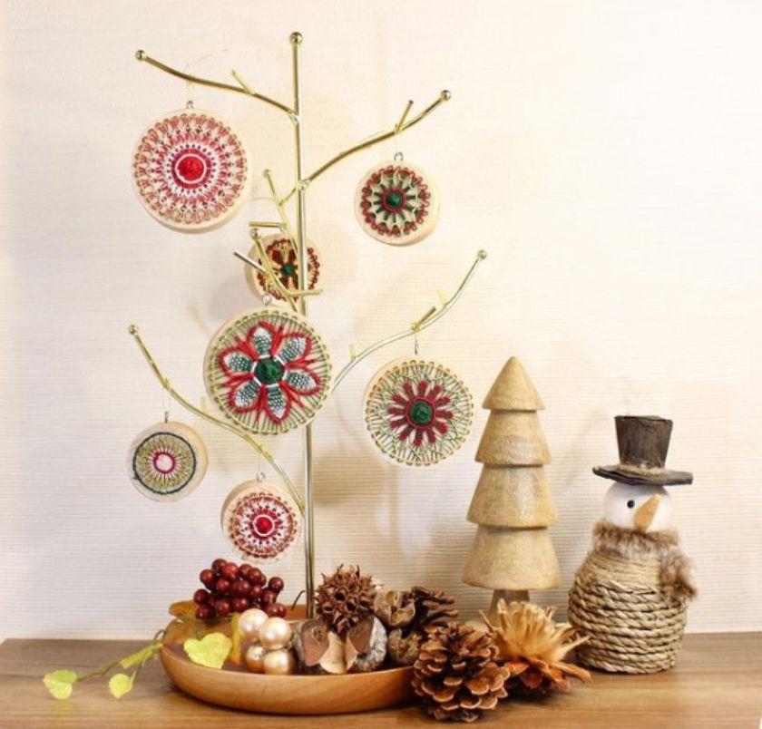 ニャンドゥティのクリスマスツリー